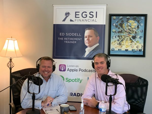 FFAC's Pat Puhl Talks Charitable Giving with EGSI Financial's Ed Siddell as Part of His Podcast