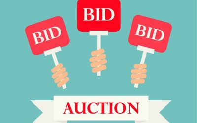Online Auction Begins Dec 9 – Bids Accepted Until Dec 11
